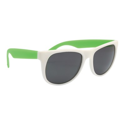Rubberized Sunglasses