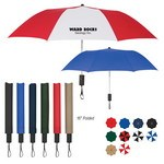 "Picture of 44"" Arc Auto-Open Folding Umbrella"