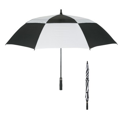 "58"" Arc Vented Windproof Umbrella"