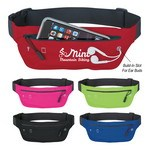 Picture of Lycra Running Belt Fanny Pack