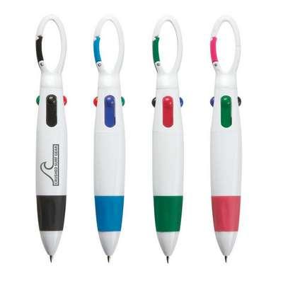 Quatro Carabiner Pen