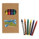 Picture of 6- Piece Crayon Set
