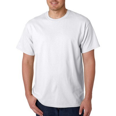 Promotional Gildan Adult Heavy Cotton T-Shirt - White