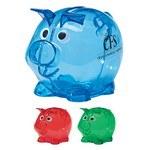 Picture of Mini Plastic Piggy Bank