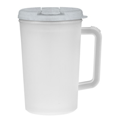34 Oz Medical Tumbler with Handle