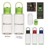 Picture of 16 oz. Titan Luminescent Promotional Bottle