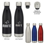 Picture of 16 Oz Stainless Steel Vacuum Bottle