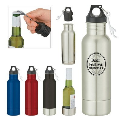 Bottle Armour with Bottle Opener