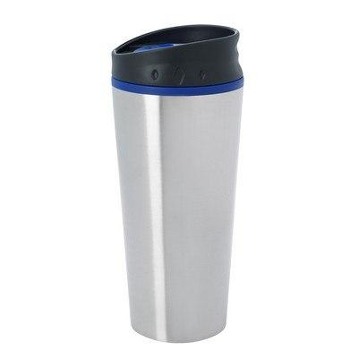 15 Oz. Stainless Steel Diamond Mug