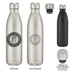 Picture of 26 Oz Stainless Steel Vacuum Bottle