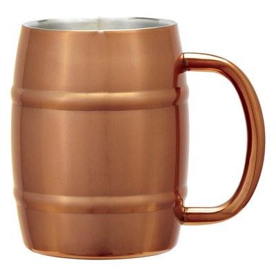 14oz Moscow Mule Barrel Mug