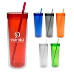 Picture of 16 Oz. Double Wall Aria Tumbler