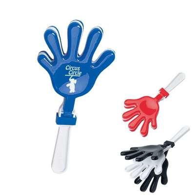Multi Colored Hand Clapper