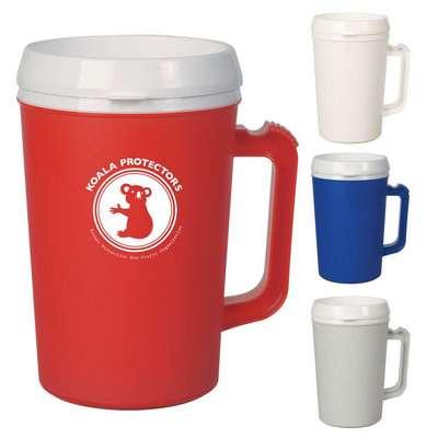 34 Oz. Thermo Insulated Mug