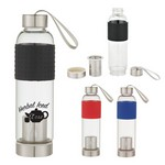 Picture of 18 oz. Infuser Glass Bottle