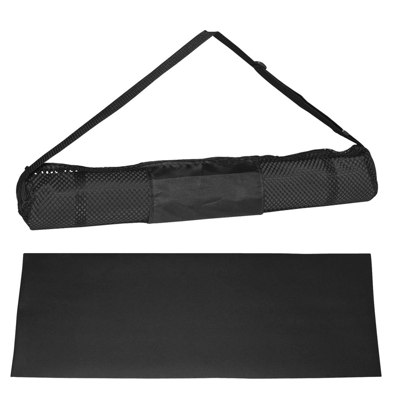 Yoga Mat And Carrying Case - Screen Printed