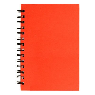 """5"""" X 7"""" Spiral Notebook With Colored Paper"""