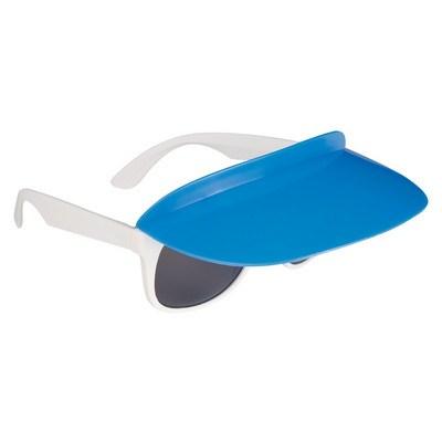Two Tone Visor Sunglasses