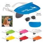 Picture of Two Tone Visor Sunglasses