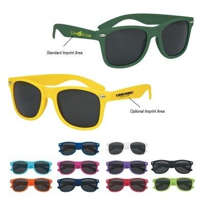Custom Velvet Touch Malibu Sunglasses