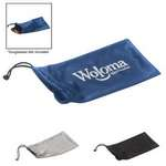 Picture of Microfiber Pouch With Drawstring