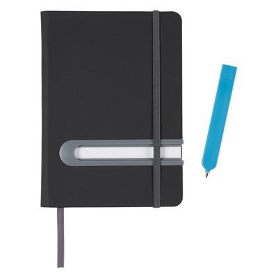 "Custom-made 5"" x 7"" Parallel Journal & Pen Set"