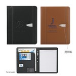 "Picture of Eclipse Bonded Leather 8 ½"" X 11"" Portfolio"