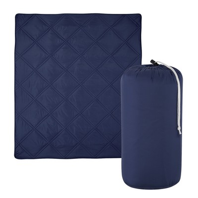 Promotional Deluxe Roll-Up Blanket