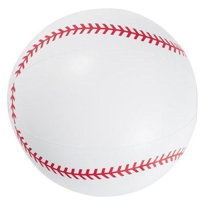 "16"" Custom Baseball Beach Ball"