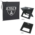 Picture of Collapsible Portable Grill with Carrying Bag