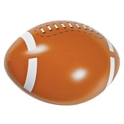 """16"""" Custom Football Beach Ball"""