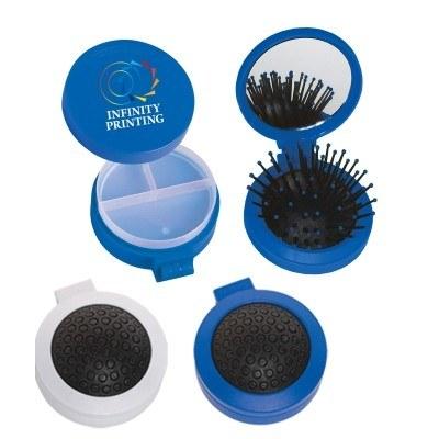 3-In-1 Hair Brush Kit