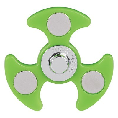 Promotional Fidget Spinner on Top of Pen