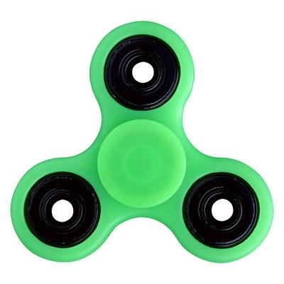 Custom Glowing Fun Spinner