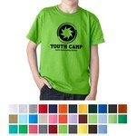 Picture of Gildan Custom Youth DryBlend T-Shirt - Color