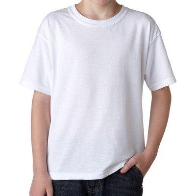 Gildan Custom Youth DryBlend T-Shirt - White