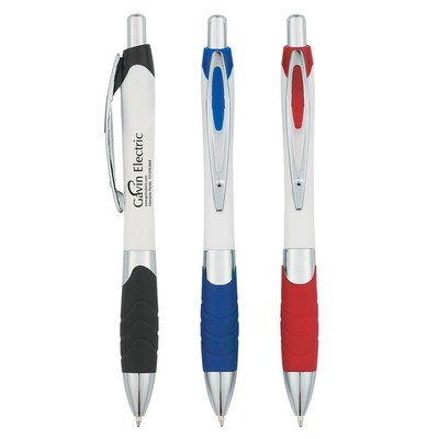 Acadia Pen with Rubber Grip