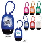 Picture of Custom 1 Oz. Hand Sanitizer with Colored Moisture Beads