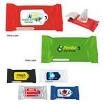 Picture of Antibacterial Wet Wipe Packet