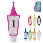 Picture of 1 Oz. Hand Sanitizer in Silicone Holder