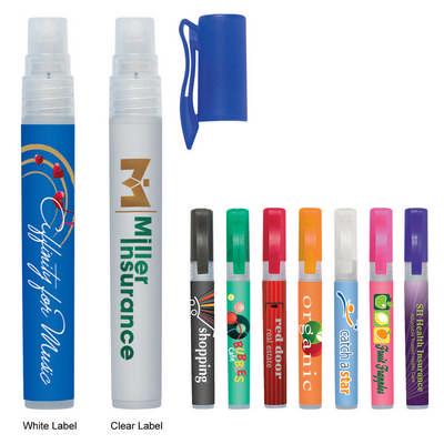.34 Oz. Hand Sanitizer Spray Pump