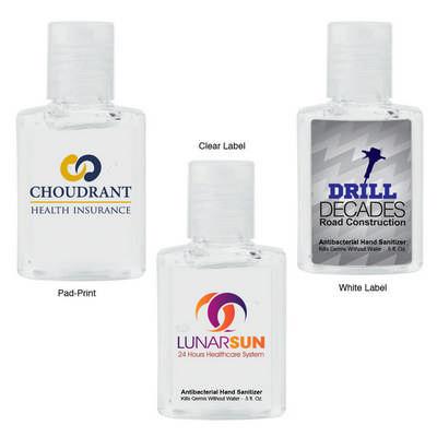 .5 Oz. Hand Sanitizer