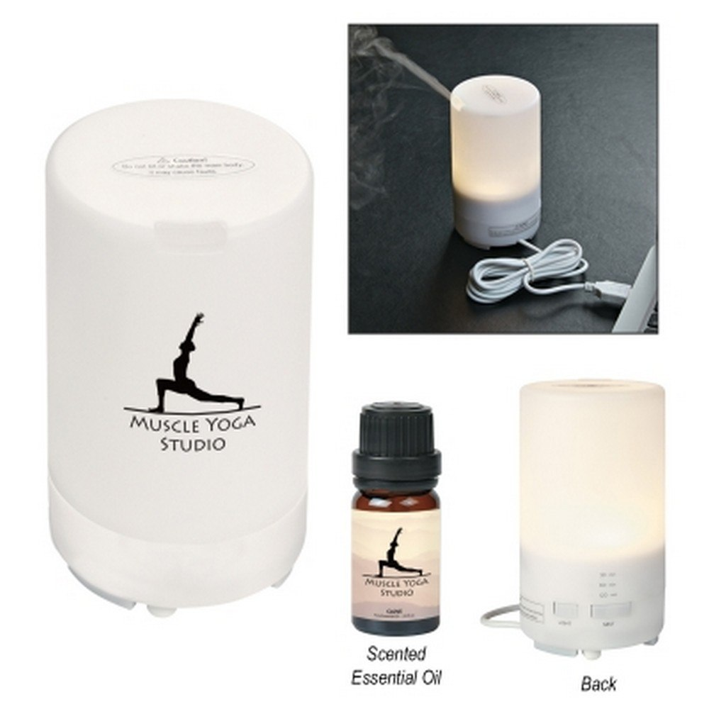 Electronic Aroma Diffuser ~ Personalized electronic aroma diffuser promotion pros
