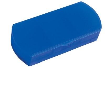 Pill Box with Bandage Dispenser