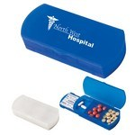 Picture of Pill Box with Bandage Dispenser