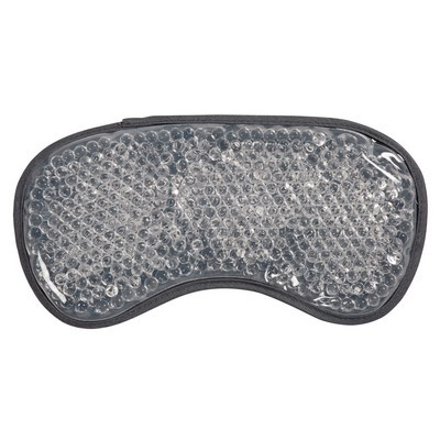 Plush Gel Beads Hot and Cold Eye Mask