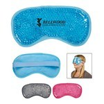 Picture of Plush Gel Beads Hot and Cold Eye Mask