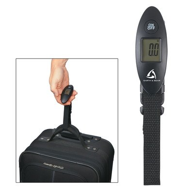 Luggage Scale with Digital Display