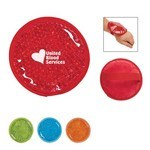 Picture of Plush Small Round Gel Beads Hot and Cold Pack