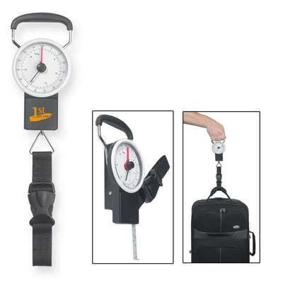 Luggage Scale With Tape Measure